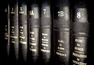 This image depicts books of law. Only a Shreveport Governmental Liability Lawyer can advise you of your rights against the government. Contact a Shreveport Government Liability Lawyer today to discuss a potential lawsuit against the government.